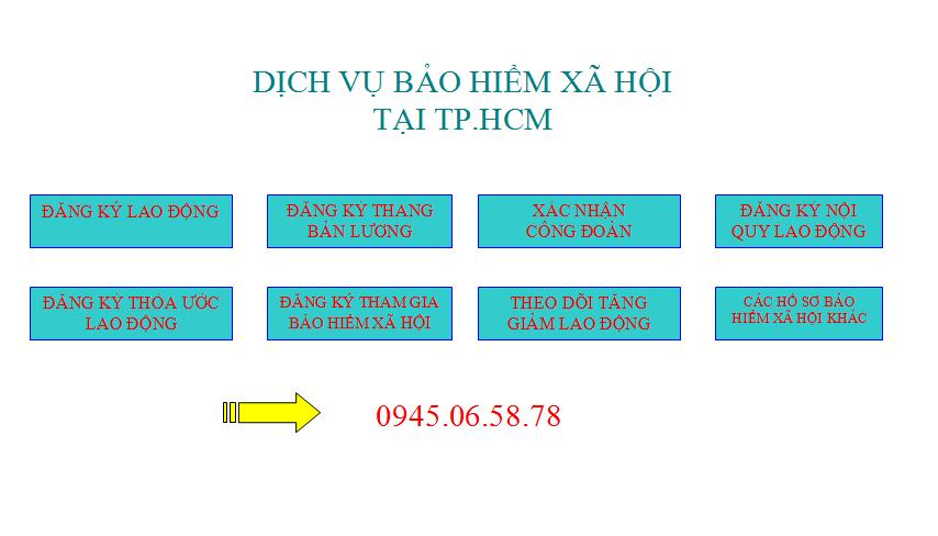 Dịch vụ bhxh cho doanh nghiệp